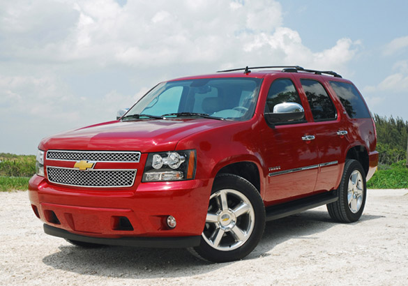 2012 Chevrolet Tahoe LTZ 2WD Review – 'Road Warrior Deluxe'