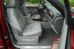 2012 Chevy Tahoe  LTZ Front Seats Small
