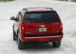 2012 Chevy Tahoe  LTZ Rear Action Done Small
