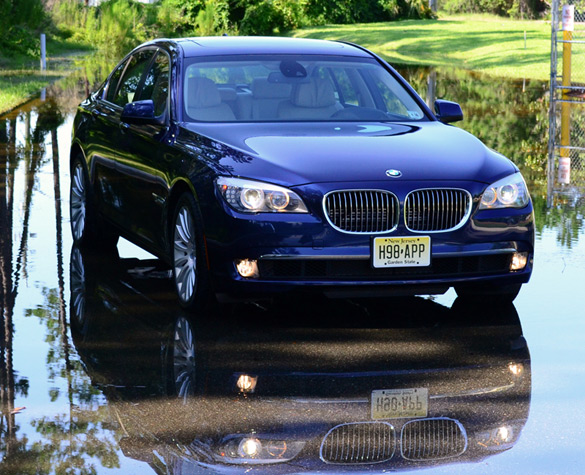 2012 Bmw 750i Review Test Drive