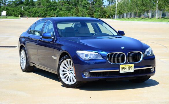 2012 BMW 750i Review & Test Drive