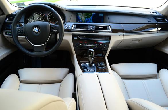 2012 Bmw 750i Dashboard Automotive Addicts