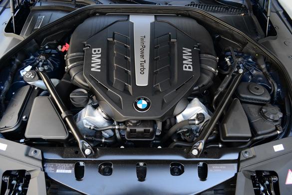 2012 bmw 750i specs