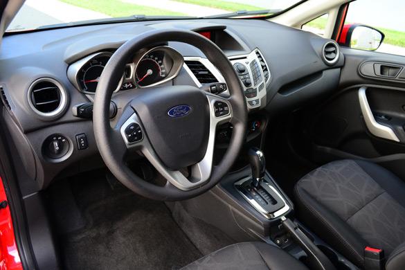 2012 Ford Fiesta Se 5 Door Hatchback Review Amp Test Drive