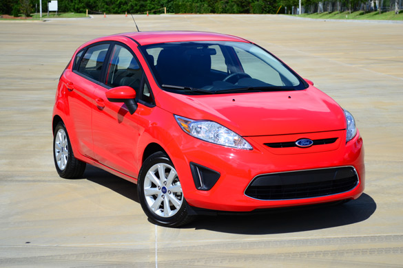 2012 Ford Fiesta Se Five Doorway Hatchback Review Check Generate
