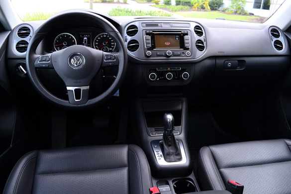 2012 Volkswagen Tiguan Se Fwd Review Amp Test Drive