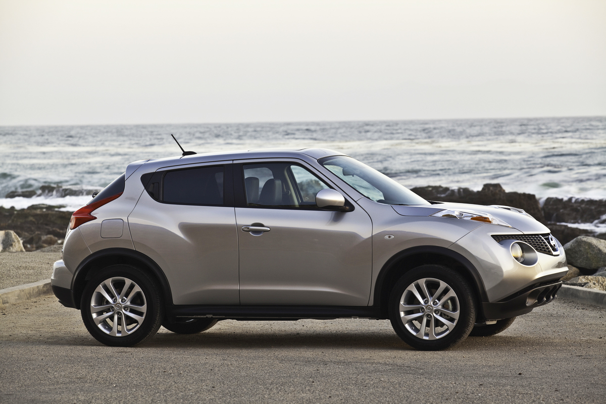 2012 nissan juke review test drive the hip hatchback for Nissan juke automatik