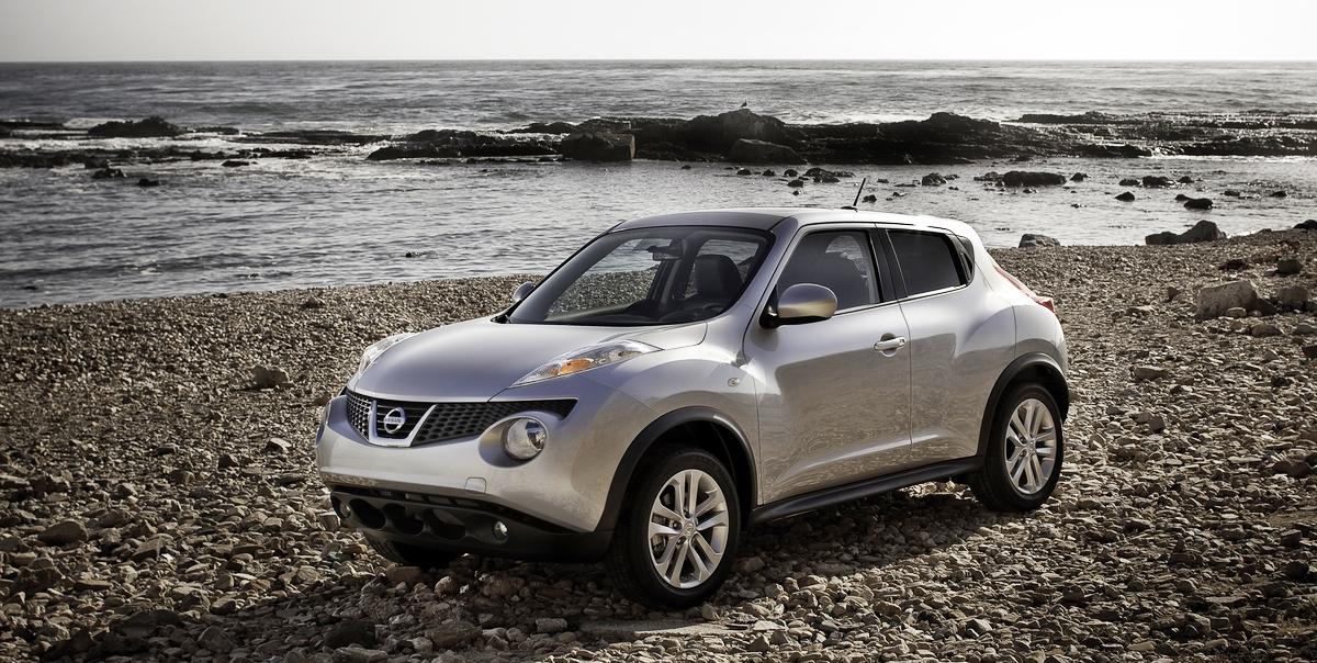 2012 Nissan Juke Review & Test Drive – The Hip Hatchback-Crossover