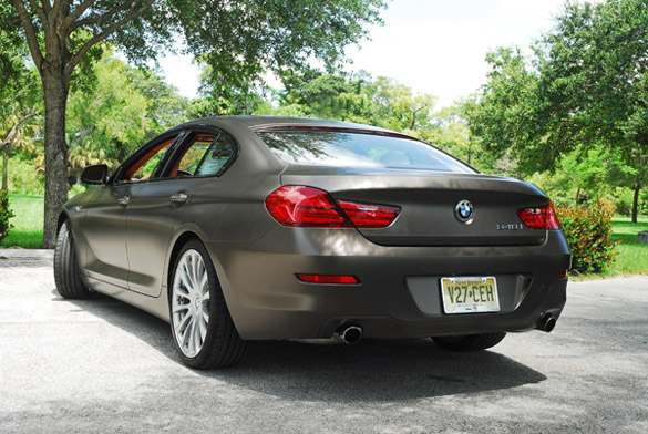 100 Hot Cars BMW Gran Coupe
