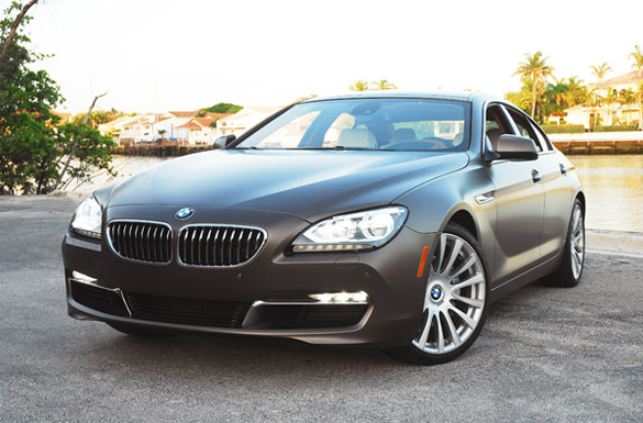 2013 bmw 640i gran coupe review test drive a grand coupe in sedan clothes. Black Bedroom Furniture Sets. Home Design Ideas
