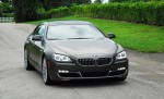 2013 BMW Gran Coupe 640i Headon Action Left HA Done Small