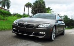 2013 BMW Gran Coupe 640i Headon Action Right Two Done Small