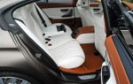 2013 BMW Gran Coupe 640i Rear Seats Done Small