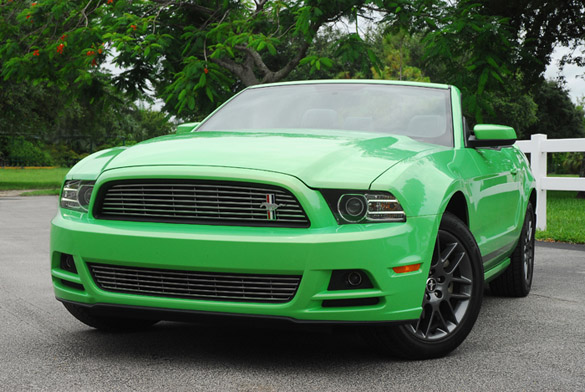 2013 Ford Mustang V6 Convertible 'Mustang Club of America' Limited ...