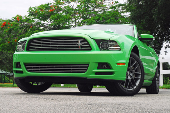Mustang Club Of America >> 2013 Ford Mustang V6 Convertible Mustang Club Of America