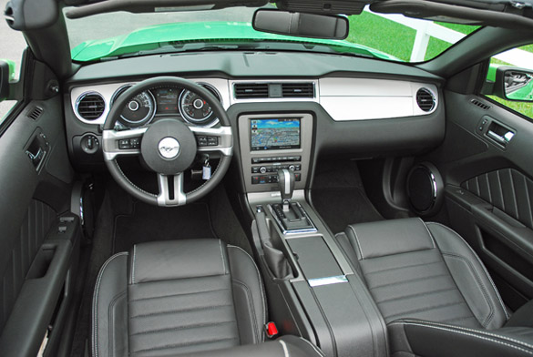 2013 ford mustang v6 convertible mustang club of america limited edition review for 2012 mustang interior lights