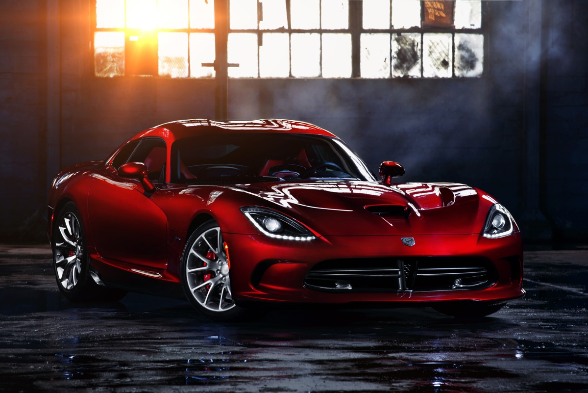 Aiming At A New Breed Of Customer, Chrysler Limits Viper Distribution