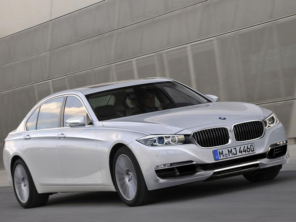 Report: BMW 7-Series Rumored to Get M Treatment