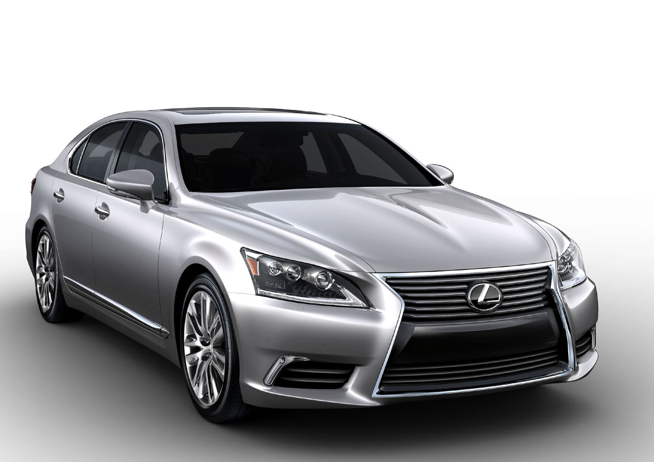 2013 Lexus LS 460 F Sport Official Images Leaked