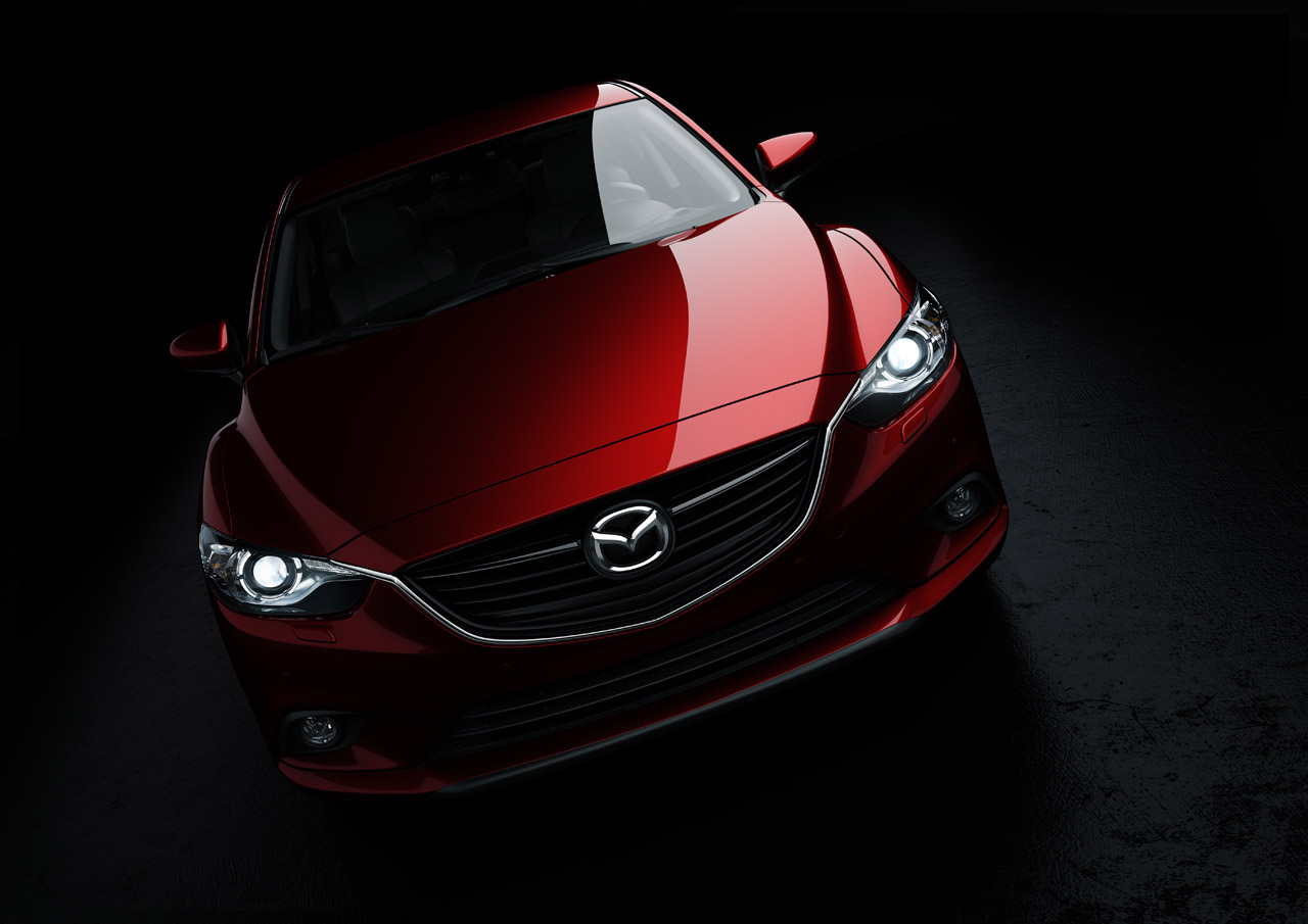 Perpetual Tease: Mazda Continues to Sneak 2014 Mazda6 Onto Web