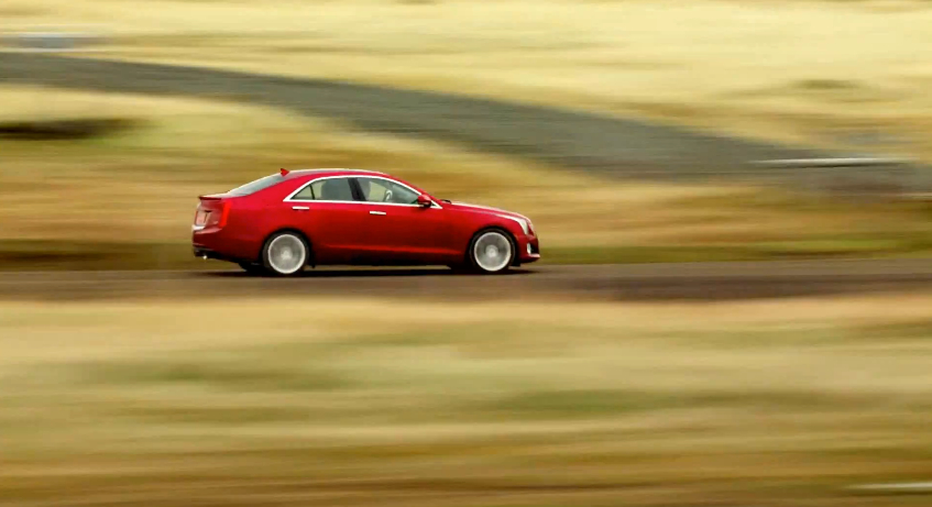 Cadillac Pits Its ATS Against The World: Video