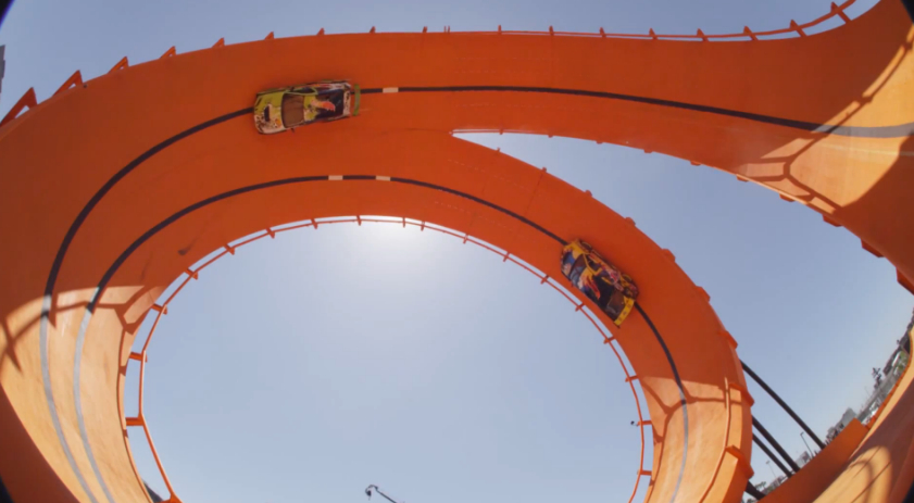 X Games Double Loop Dare Sets Guinness World Record: Video