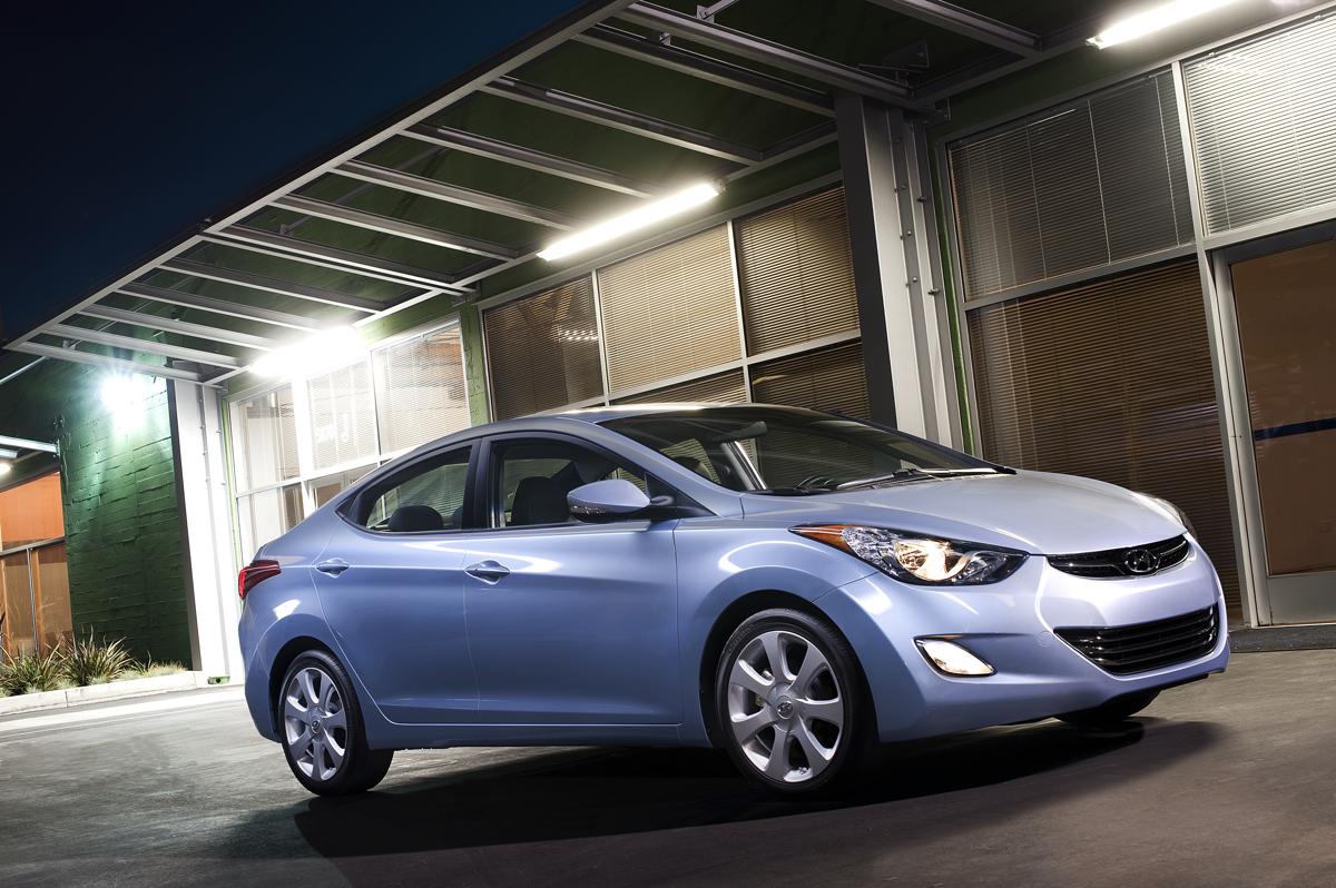Watchdog Group Sues Hyundai Over Elantra Fuel Economy