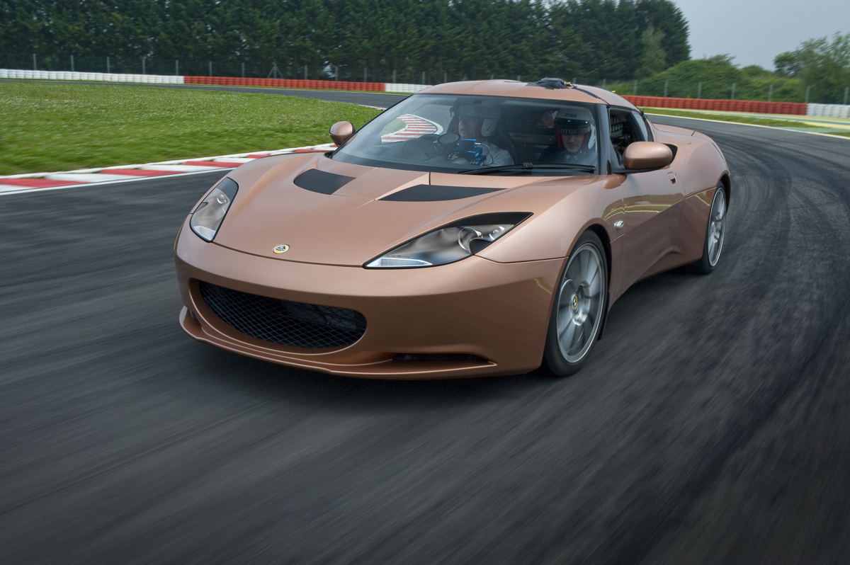 Lotus Sitting Out This Year's Paris Auto Show