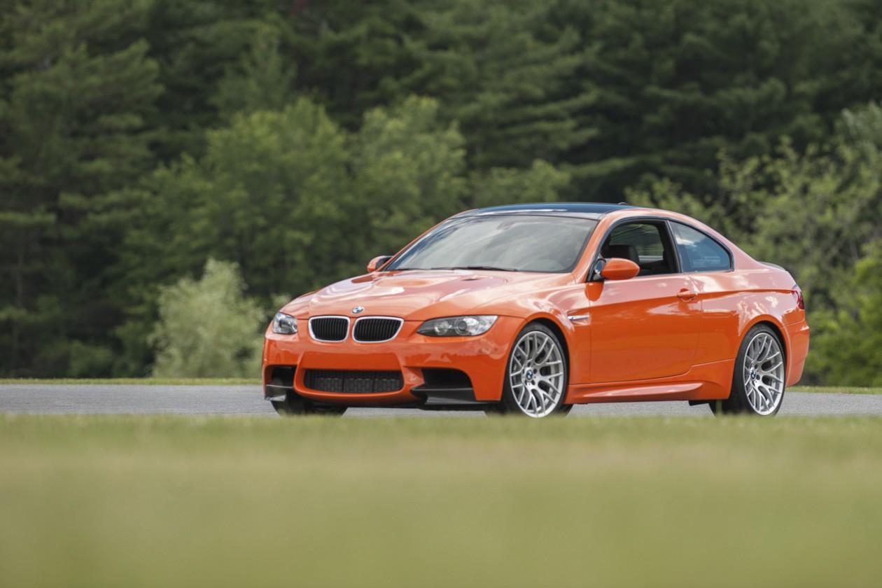 BMW Announces M3 Coupe Lime Rock Park Edition