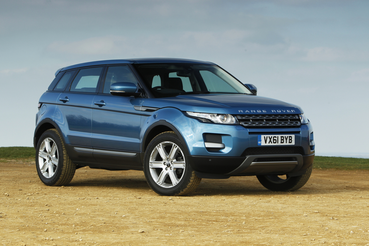 land rover building more range rover evoques for the u s. Black Bedroom Furniture Sets. Home Design Ideas