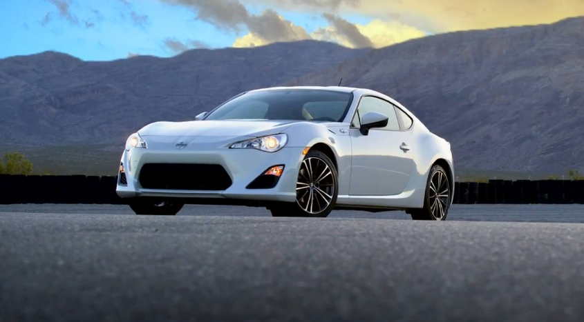 Shave Two Seconds A Lap In The Scion FR-S: Video