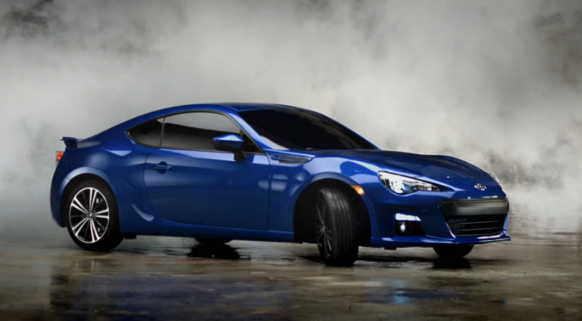 Subaru's BRZ Is Behind Global Warming: Video