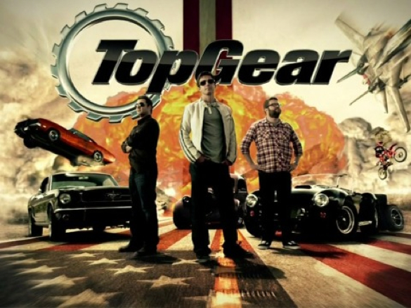 Top Gear USA Is Back Next Month