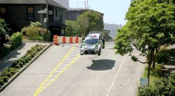 Official Video: Ken Block's Gymkhana Five (5): Ultimate Urban Playground San Francisco Does Hooning Like No Other