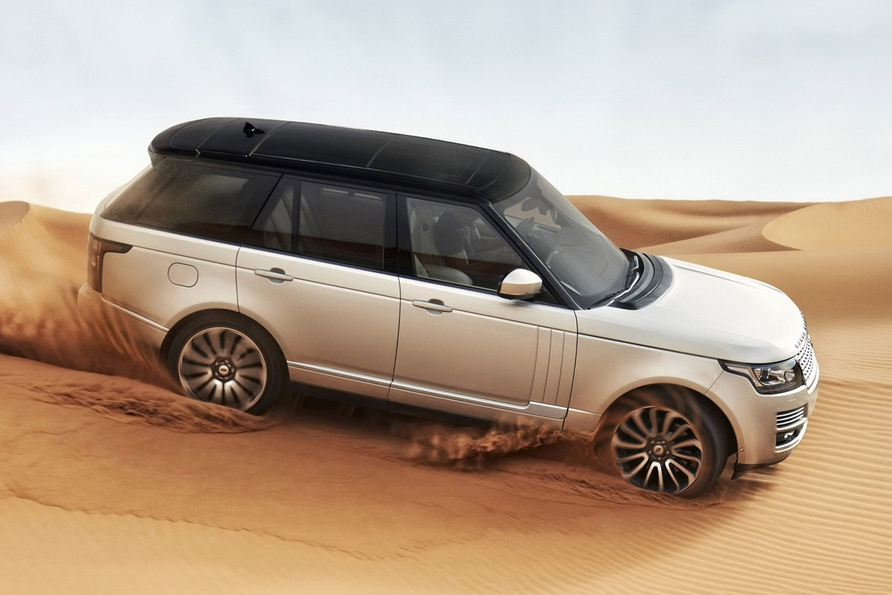 land rover introduces much improved 2013 range rover. Black Bedroom Furniture Sets. Home Design Ideas
