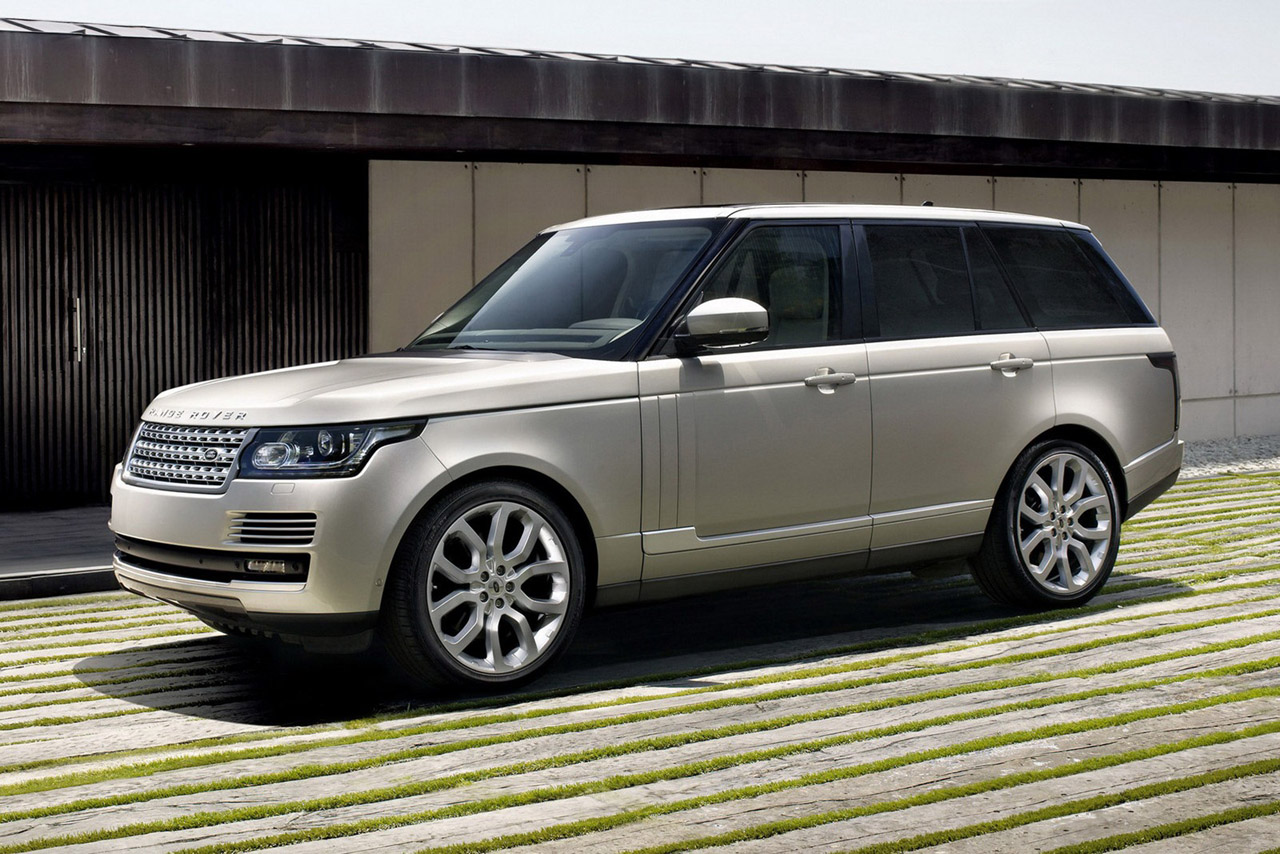 Land Rover Introduces Much-Improved 2013 Range Rover