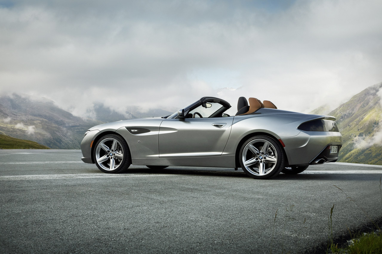 100 Hot Cars 187 Bmw Zagato Roadster