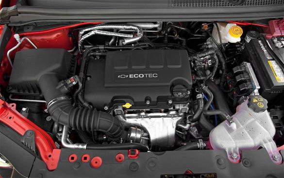 Quick Spin 2012 Chevrolet Sonic Ltz 1 4 Turbo More