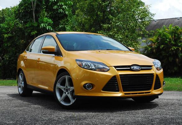 2012 Ford Focus Titanium Review & Test Drive
