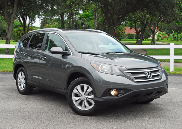 2012 Honda Cr V Ex L Review Amp Test Drive