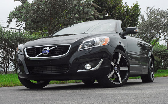 2012 Volvo C70 T5 Polestar Review & Test Drive