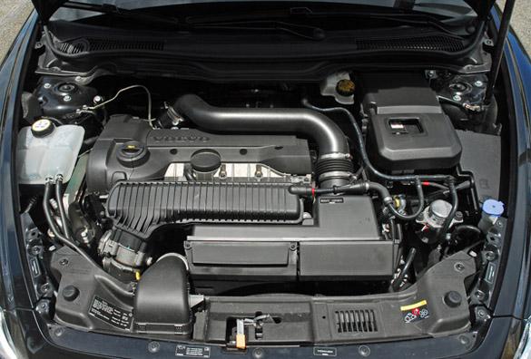 2012 Volvo C70 T5 Polestar Engine Done Small Automotive Addicts