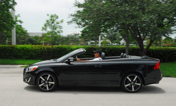 2012 Volvo C70 T5 Polestar Review  Test Drive