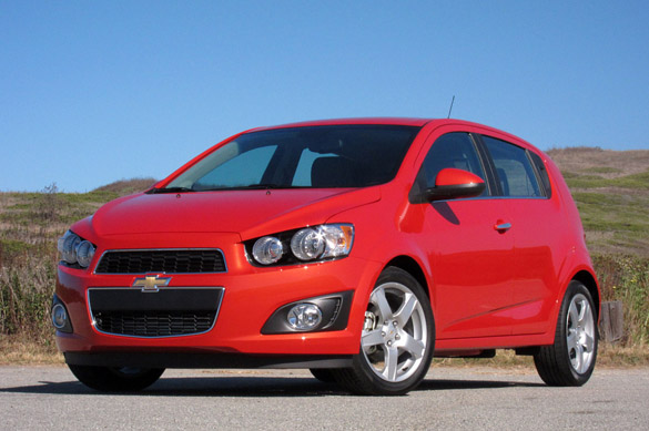 Quick Spin: 2012 Chevrolet Sonic LTZ 1.4 Turbo – More Power and Efficiency