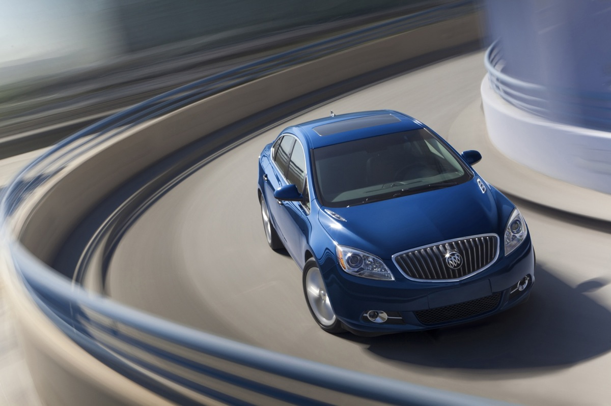 Buick's 2013 Verano Turbo Priced From $29,990