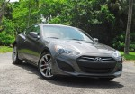 2013 Hyundai Genesis Coupe R-Spec Beauty Left Down Done Small