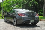 2013 Hyundai Genesis Coupe R-Spec Beauty Rear Done Small