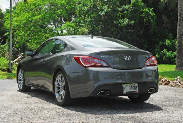 2013 Hyundai Genesis Coupe 2 0t R Spec Review Amp Test Drive