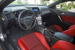 2013 Hyundai Genesis Coupe R-Spec Cockpit Done Small