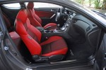 2013 Hyundai Genesis Coupe R-Spec Front Seats Done Small